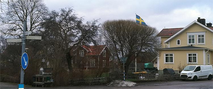 Det är möjligt att bo i en svensk zon. En genuin rapport direkt frånverkligheten.